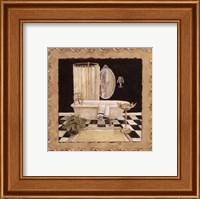 Framed Maison Bath I
