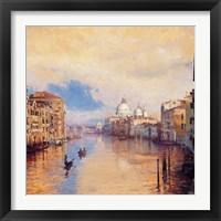 Framed Grand Canal
