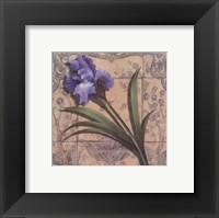 Tile Style IV Framed Print