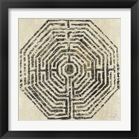 Framed Labyrinth