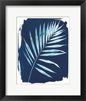 Framed Nature By The Lake - Frond II