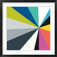 Framed Triangulawesome Color III