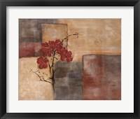 Red Velvet I Framed Print