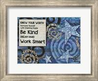 Framed Work Smart