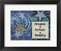 Framed Dreams + Action