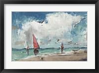 Framed Nautical Dreams