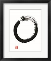 Framed Zen III