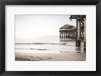 Framed Cocoa Boardwalk