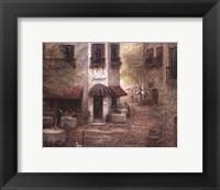 Angelo's Framed Print