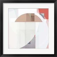 Framed Stripes and Circles II