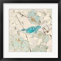 Framed Avian Dreams II
