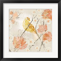 Framed Avian Dreams III