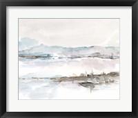 Framed Across the Marsh II
