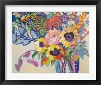 Framed Fabulous Florals