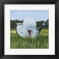 Framed Tee Off I