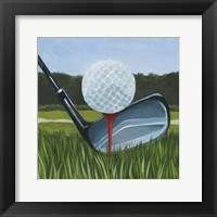 Framed Tee Off II