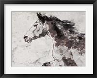 Framed Winner Horse I