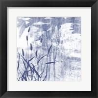 Framed Indigo Exposure II