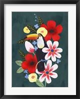 Framed Tropical Toucan II
