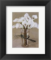 Framed Antirinium Bouquet