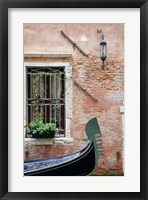 Framed Passing Gondola
