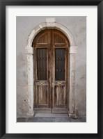 Framed Windows & Doors of Venice IV