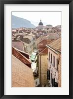 Framed Rooftops - Dubrovnik, Croatia