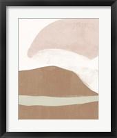 Symphonic Shapes I Framed Print