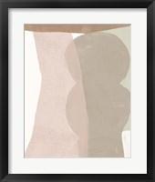 Symphonic Shapes II Framed Print