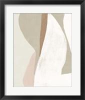 Symphonic Shapes V Framed Print