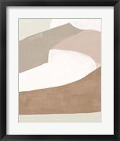 Symphonic Shapes VI Framed Print