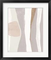 Symphonic Shapes VIII Framed Print