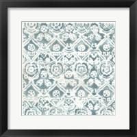 Framed Boho Tile II