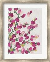 Framed Spring Pinks II