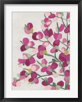 Framed Spring Pinks III