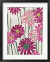 Framed Spring Pinks IV