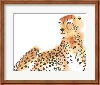 Framed Majestic Cheetah I