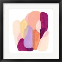 Framed Piquant Forms I