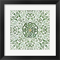 Framed Celtic Knot IV