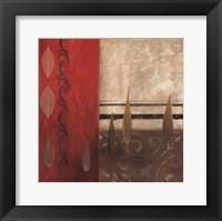Arte Forum I Framed Print