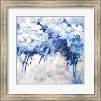 Framed Hydrangeas on My Mind II