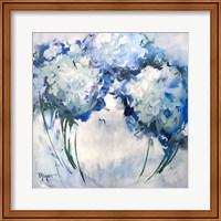 Framed Hydrangeas on My Mind III