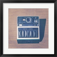 Framed Vintage Camera III