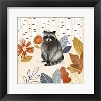 Framed Cozy Autumn Woodland III