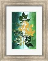 Framed Changing Leaves II