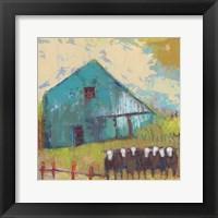 Framed Request Barn