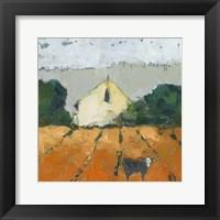 Framed Lengers Barn