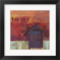 Framed Bird Barn