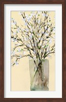 Framed Spring Floral Arrangement II
