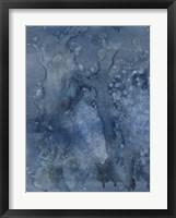 Framed Blue River I